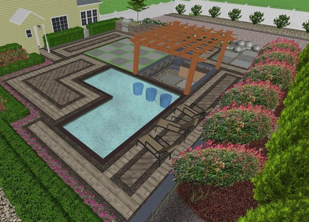 Landscape Design In Cherry Hill Nj Lisk Landscaping